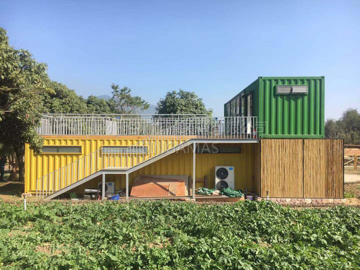 Housing Container for Garden