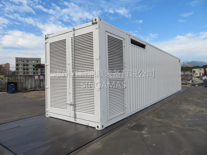 Mining Equipment Container